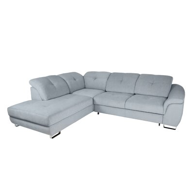 Mohit Reclining Sectional Orientation: Left Hand Facing