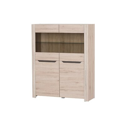 Estrada 2 Door Display Cabinet