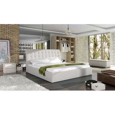 SP Platform Bed Size: Queen