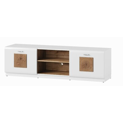 Vicente Wood Large 61 TV Stand
