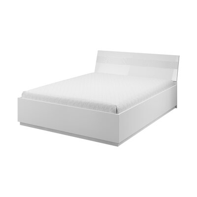 Fideoja Queen Platform Bed with Mattress