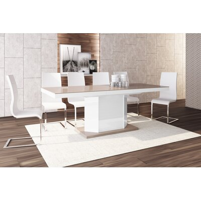 Malmberg Storage Extendable Dining Table