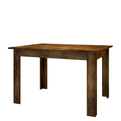 Fulford Dining Table Color: Dark Oak