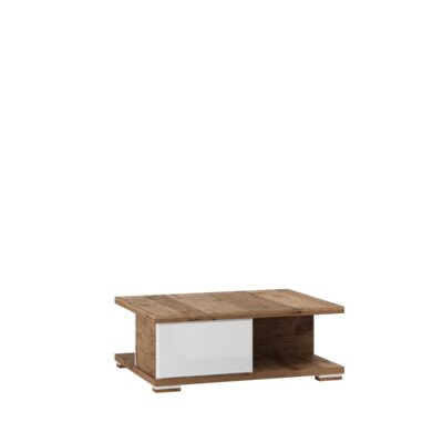 Ardent Coffee Table Color: White