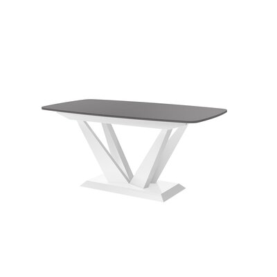 Beene Extendable Dining Table Top Color: Gray