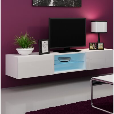 Jaggers Glass 70.9 TV Stand