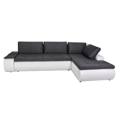 Hansley Sleeper Sectional Orientation: Right