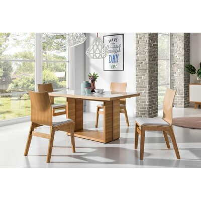 Chiasson 5 Piece Dining Set