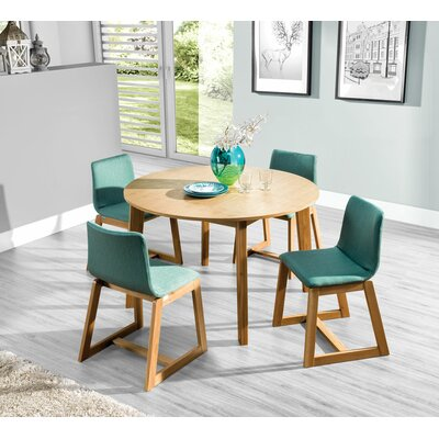 Chicoine 5 Piece Dining Set