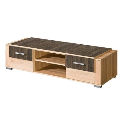 Drews 58 TV Stand Color: Brown