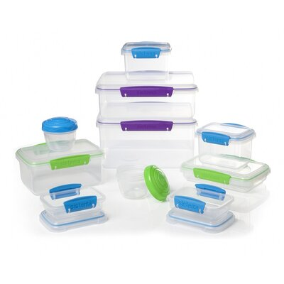 10 Container Food Storage Set 61889