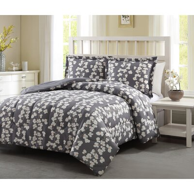 Almira 3 Piece Comforter Set Size: Twin