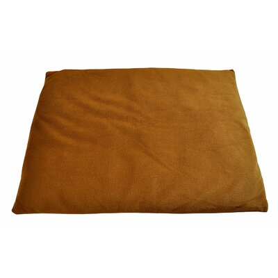 Comfort Crate Mat Size: Small (22 W x 17 D x 2 H), Color: Brown