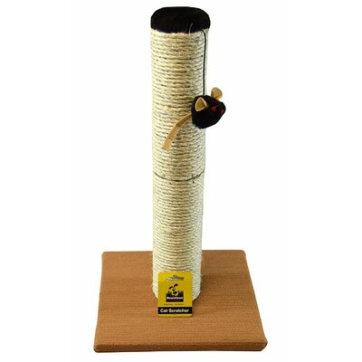 Deluxe Cat Scratching Post