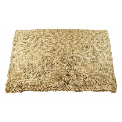 My Doggy Place Door Mat Size: Large (36 W x 26 D x 0.5 H), Color: Oatmeal