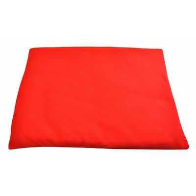 Comfort Crate Mat Size: Medium (27 W x 18 D x 2 H), Color: Red