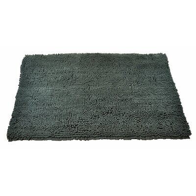 My Doggy Place Door Mat Size: Large (36 W x 26 D x 0.5 H), Color: Charcoal