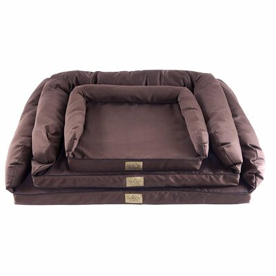 My Doggy Place Best Dog Sofa Size: Small (25 W x 20 D x 5.5 H)