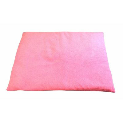 Comfort Crate Mat Size: Medium (27 W x 18 D x 2 H), Color: Pink