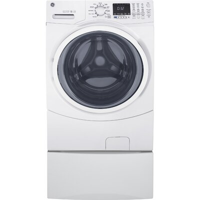4.5 cu. ft. Energy Star� Front Load Washer with Steam Color: White GFW450SSKWW