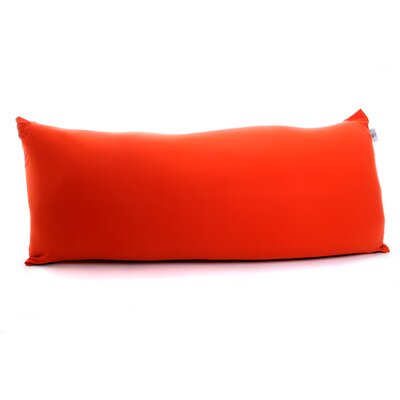 Maxi Giant Bean Bag Chair Upholstery: Orange