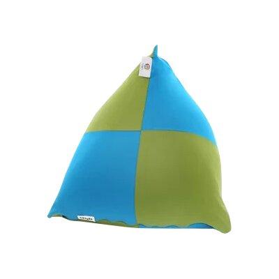 Mini Bean Bag Chair Upholstery: Blue