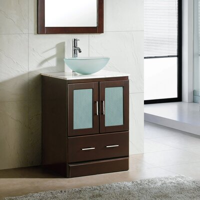 Rethman 24 Single Bathroom Vanity Set