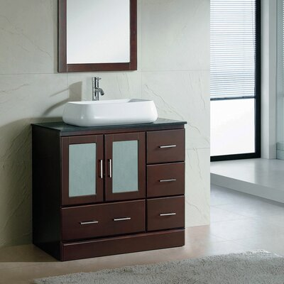 Rethman 36 Single Bathroom Vanity Set