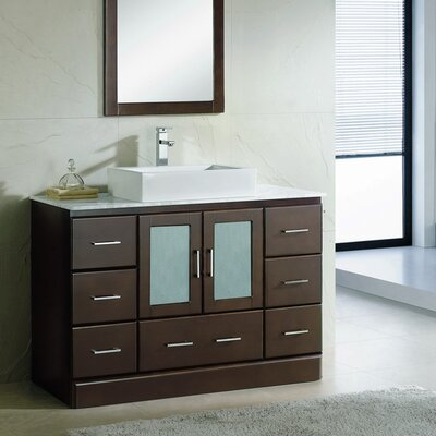 Rethman 48 Single Bathroom Vanity Set