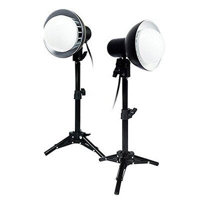LED Photography Table Top Photo Studio Lighting Kit