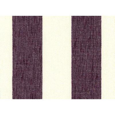 Isobel Modern Outdoor Throw Pillow Color: Eggplant, Size: Medium