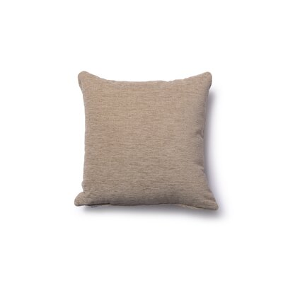 Danin Outdoor Throw Pillow Color: Fawn, Size: Small