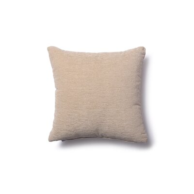 Danin Modern Outdoor Throw Pillow Color: Sand, Size: Small