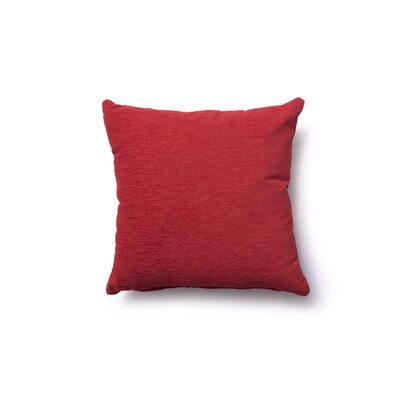 Danin Outdoor Throw Pillow Color: Fire, Size: Small