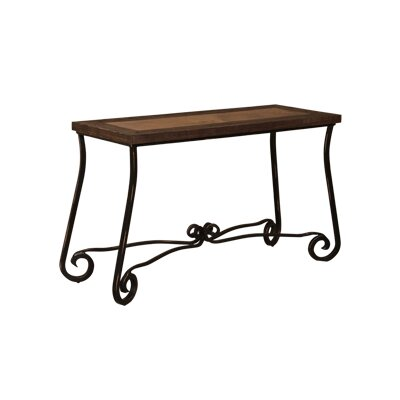 Cheap Artisan Home Furniture Santa Clara Sofa Table (WP1741)
