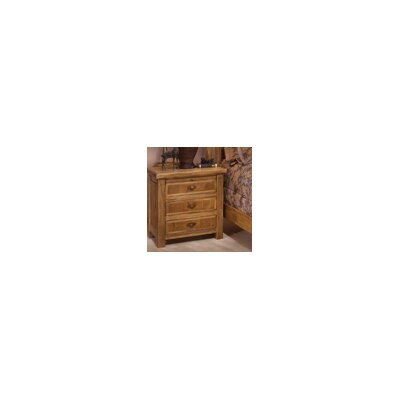 Loan for furniture Lodge 100 3 Drawer Nightstand...