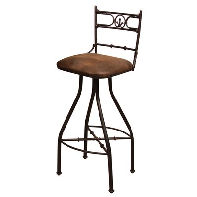 Financing for Valencia Swivel Bar Stool Seat Heig...