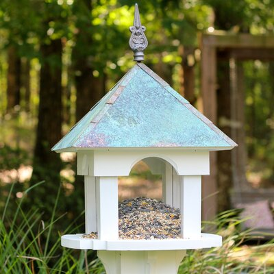 Skybox Café Hopper Bird Feeder