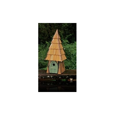 Heartwood Lord of the Wing Bird House - Color: Moss Green at Sears.com