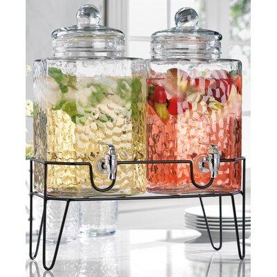Hagan 3 Piece Beverage Dispenser Set MNTP2333 42458320