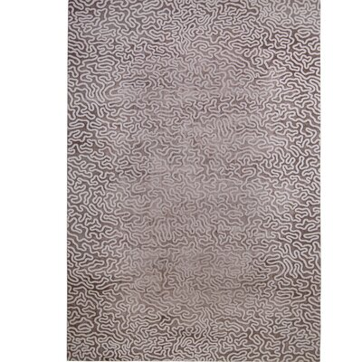 Vytla Brown Area Rug Rug Size: 52 x 72