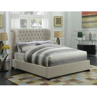 Humboldt Upholstered Panel Bed