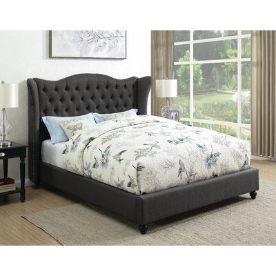 Junek Upholstered Panel Bed