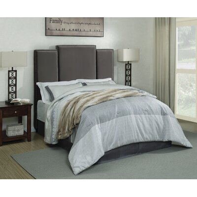 Belair Modern Upholstered Panel Bed