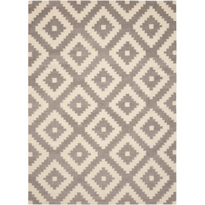 Beige/Gray Area Rug