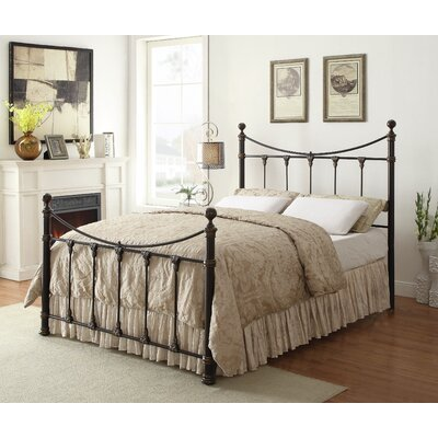 Johnstown Slat Headboard/Footboard Size: Eastern King