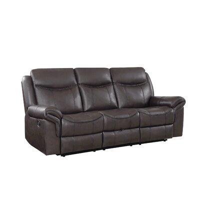 Suresh Motion Sofa Upholstery: Brown