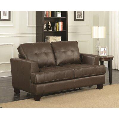 Ladner Sleeper Upholstery: Brown