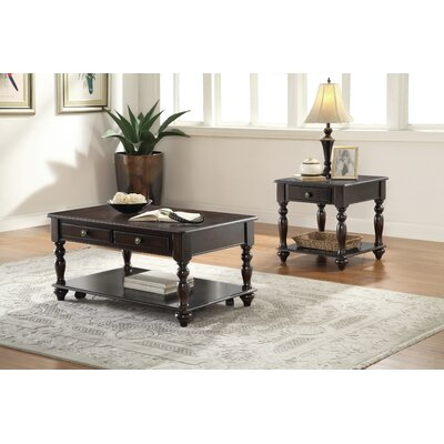 Joseph End Table with Storage