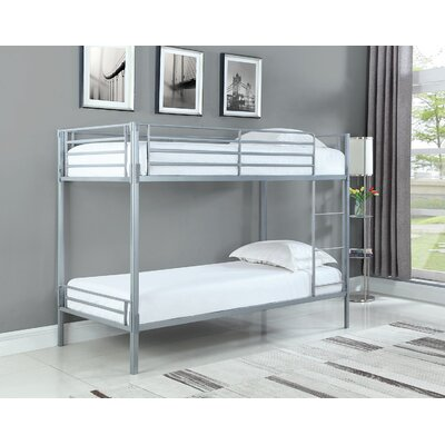 Fuselier Twin over Twin Bunk Bed